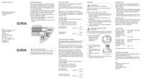 Relay module for modular smoke detector/VdS