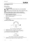 Nebenstelleneinsatz für Universal-LED-Drehdimmeinsatz