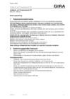 Helligkeits- und Temperatursensor BT