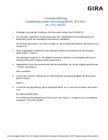 Leistungserklärung für Rauchwarnmelder Dual Q